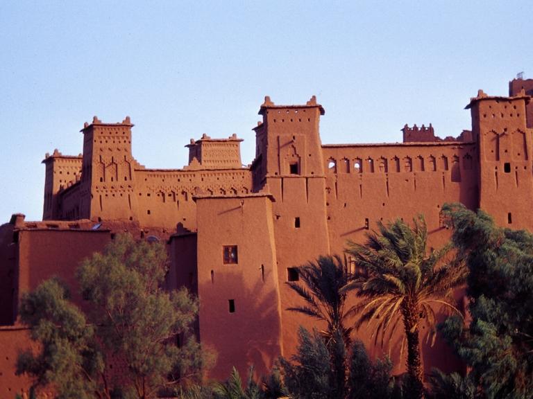 Kasbah Maroc