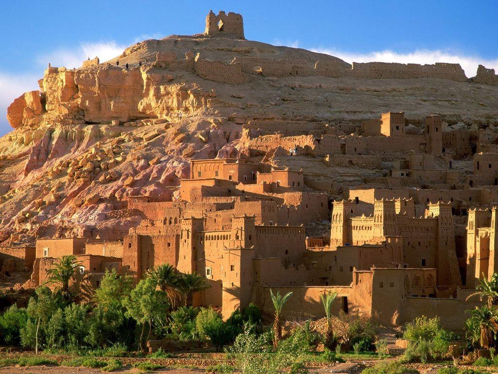 ait benhaddou - Kasbah
