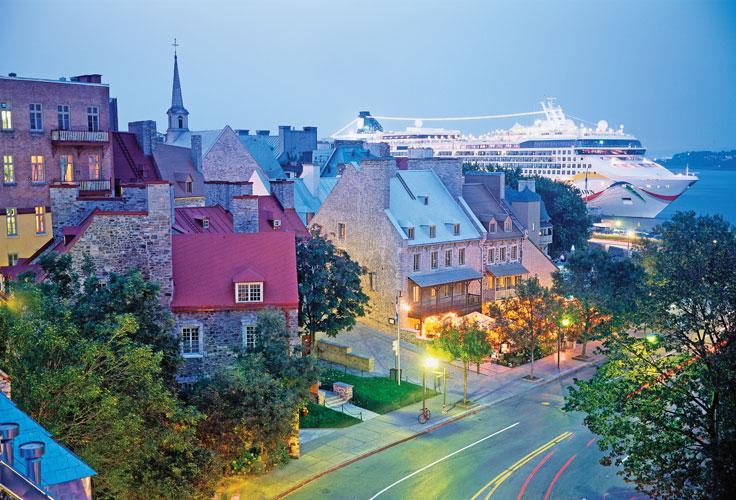 Québec - Ville du tourisme