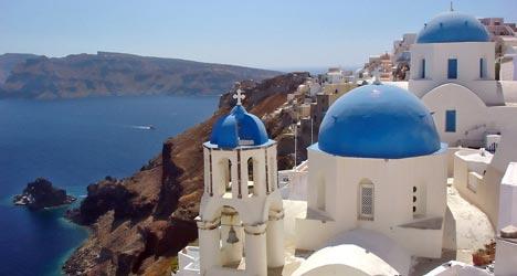 Iles grecques - Santorin