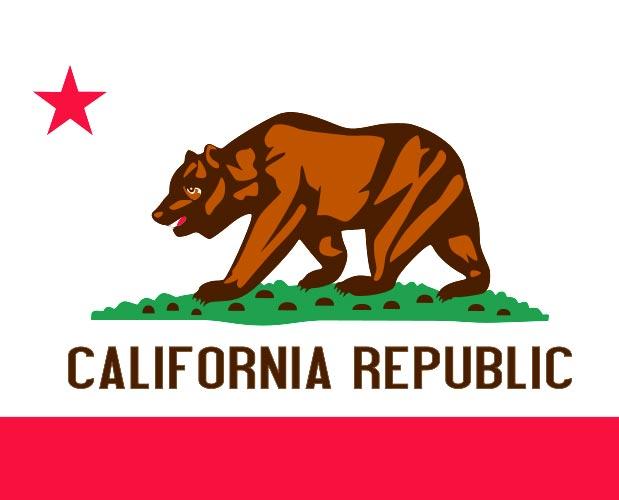 Drapeau de la Californie