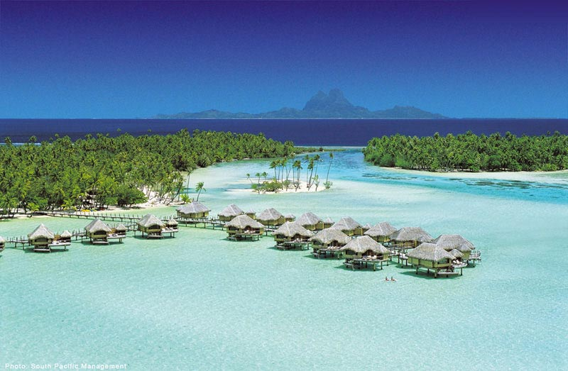 Tahaa - île de polynesie