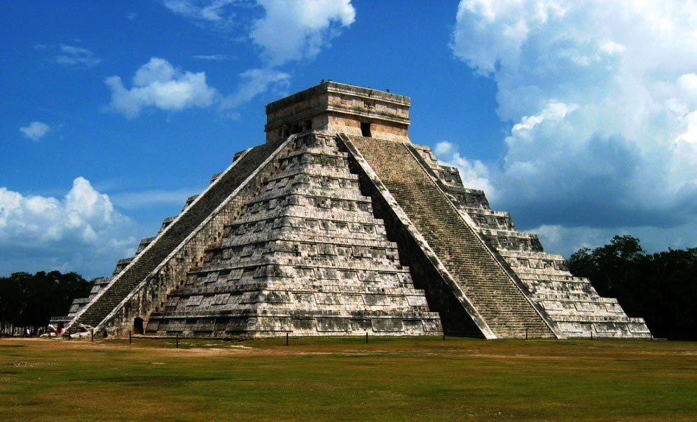 temple de chichen-itza