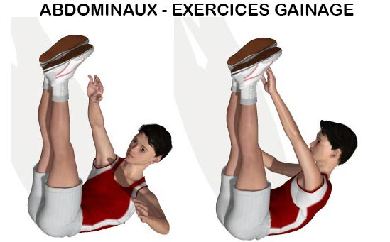 Top gainage : avoir un ventre au top en 3 minutes chrono par jour  TC69