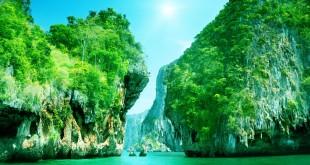 La Thaïlande et ses plages