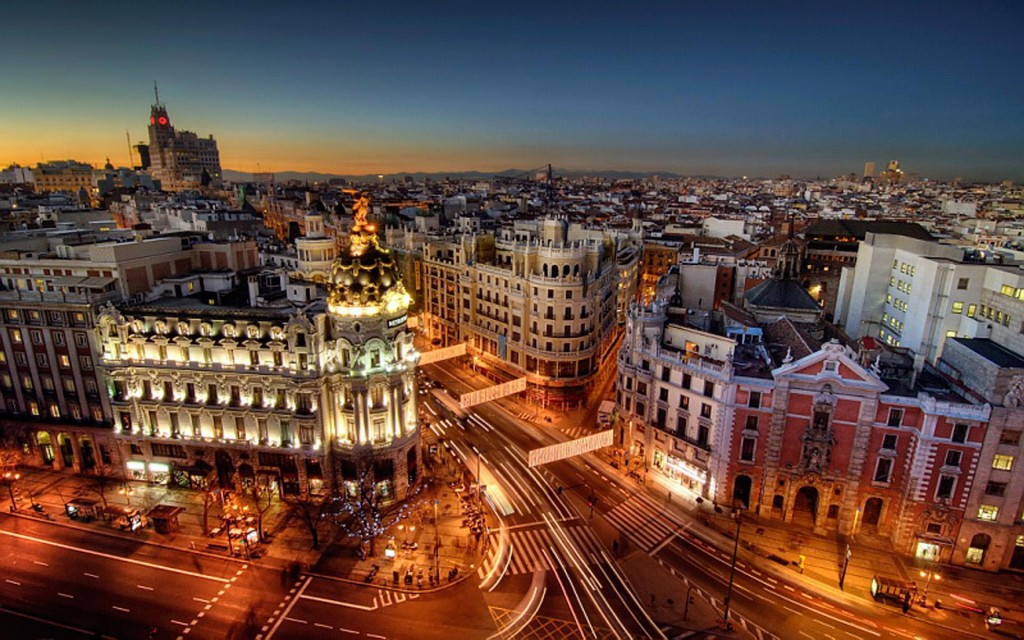 Photo de Madrid en Espagne