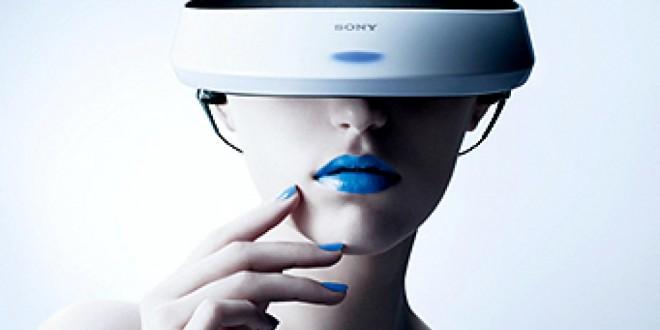 Casque réalité augmentée - virtuelle