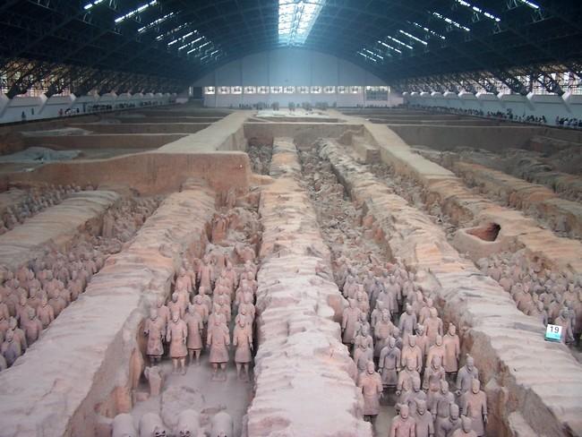 Soldats de Xian