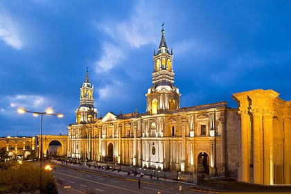 Cathédrale Arequipa