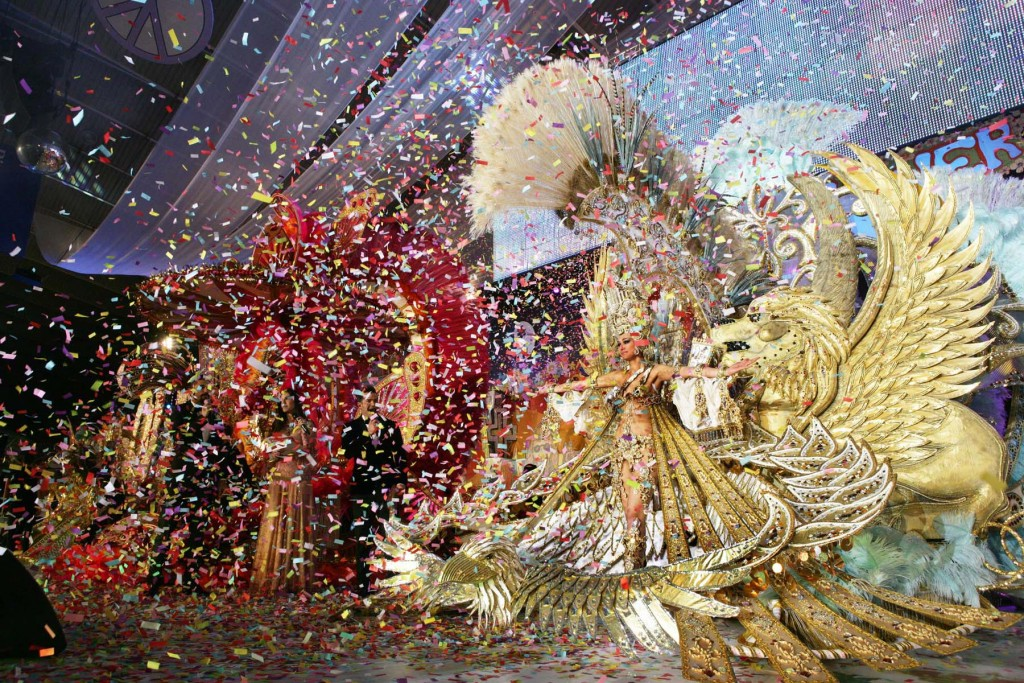 Photo du carnaval de Tenerife