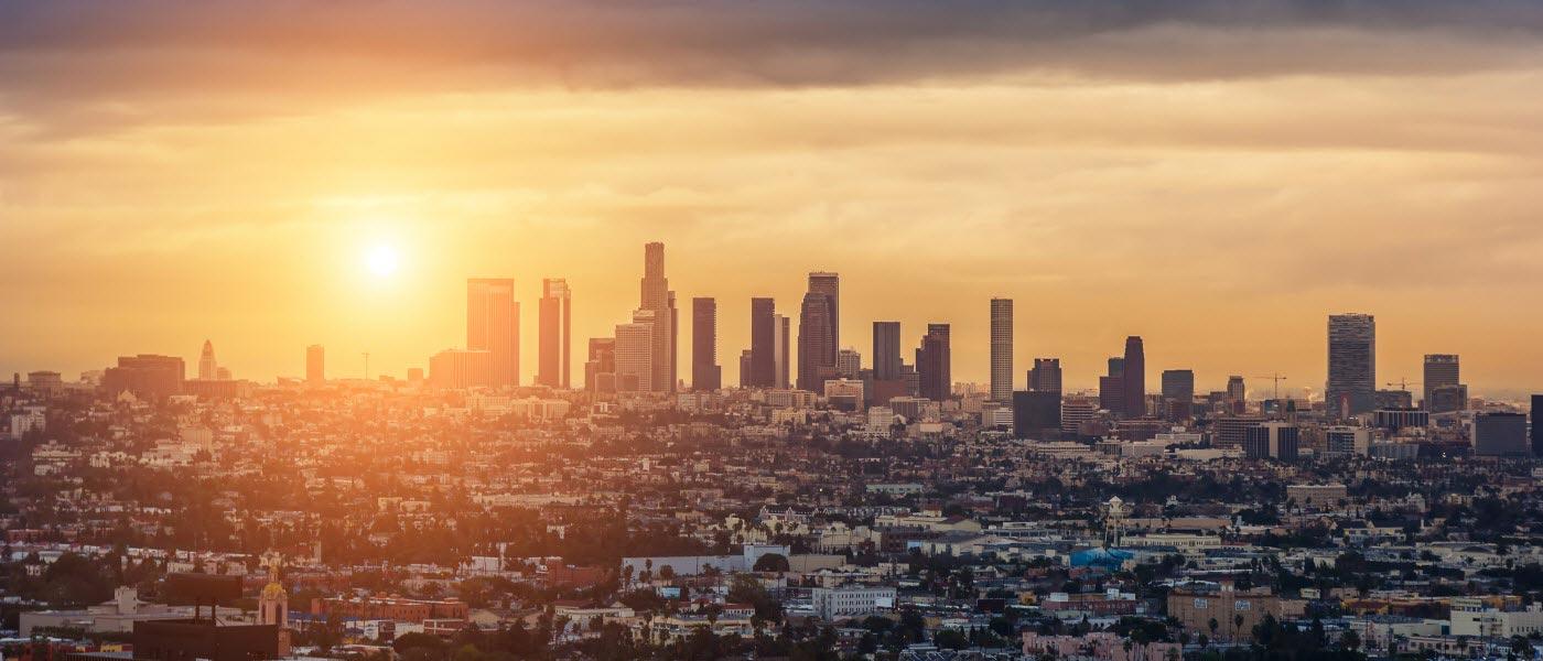 Los-Angeles - ville des USA