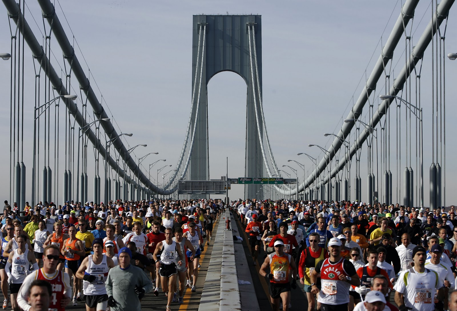 Marathon - New-York