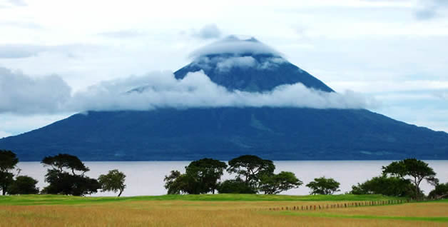 Paysage Nicaragua – Trek