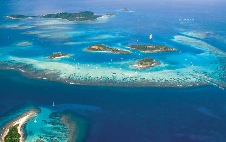 Tobogo Cays