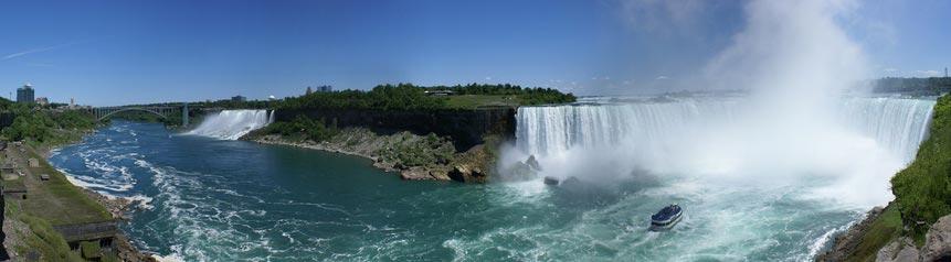 Chutes du Niagara - Photo du Parc