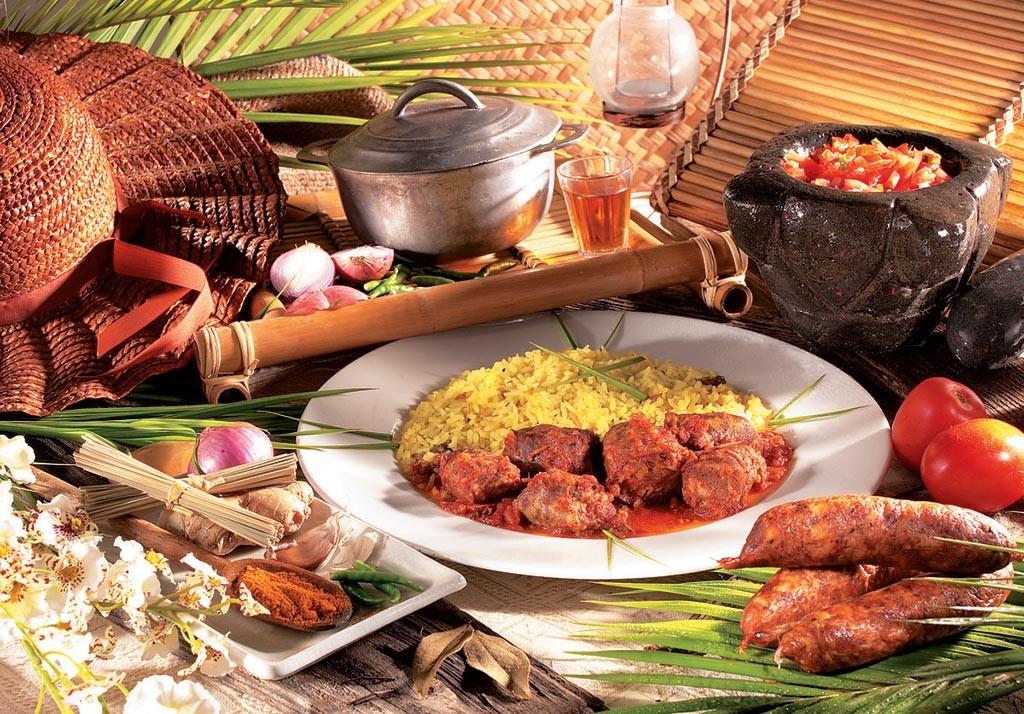 Gastronomie - La Réunion
