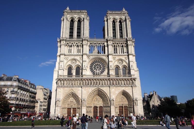 Architecture Gothique - Notre-dame-de-Paris