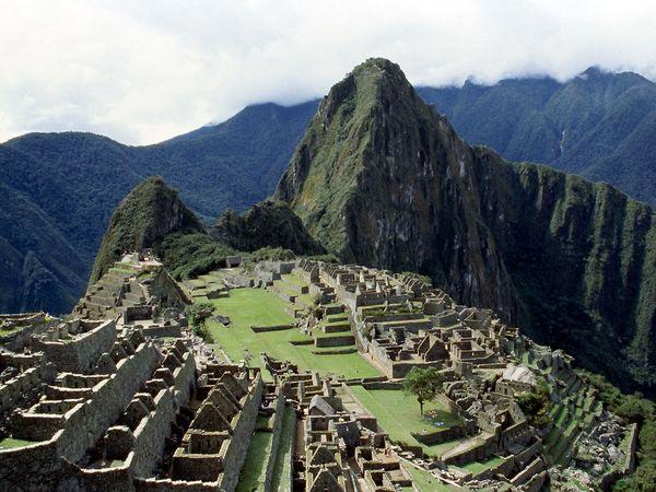 Machu Picchu - citadel