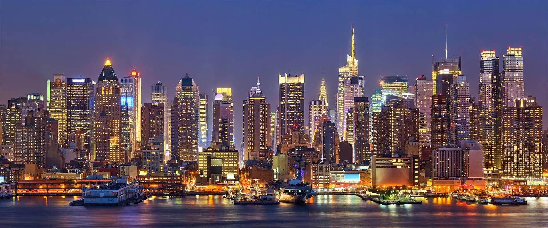 Les etats unis arts et voyages for Ville a new york
