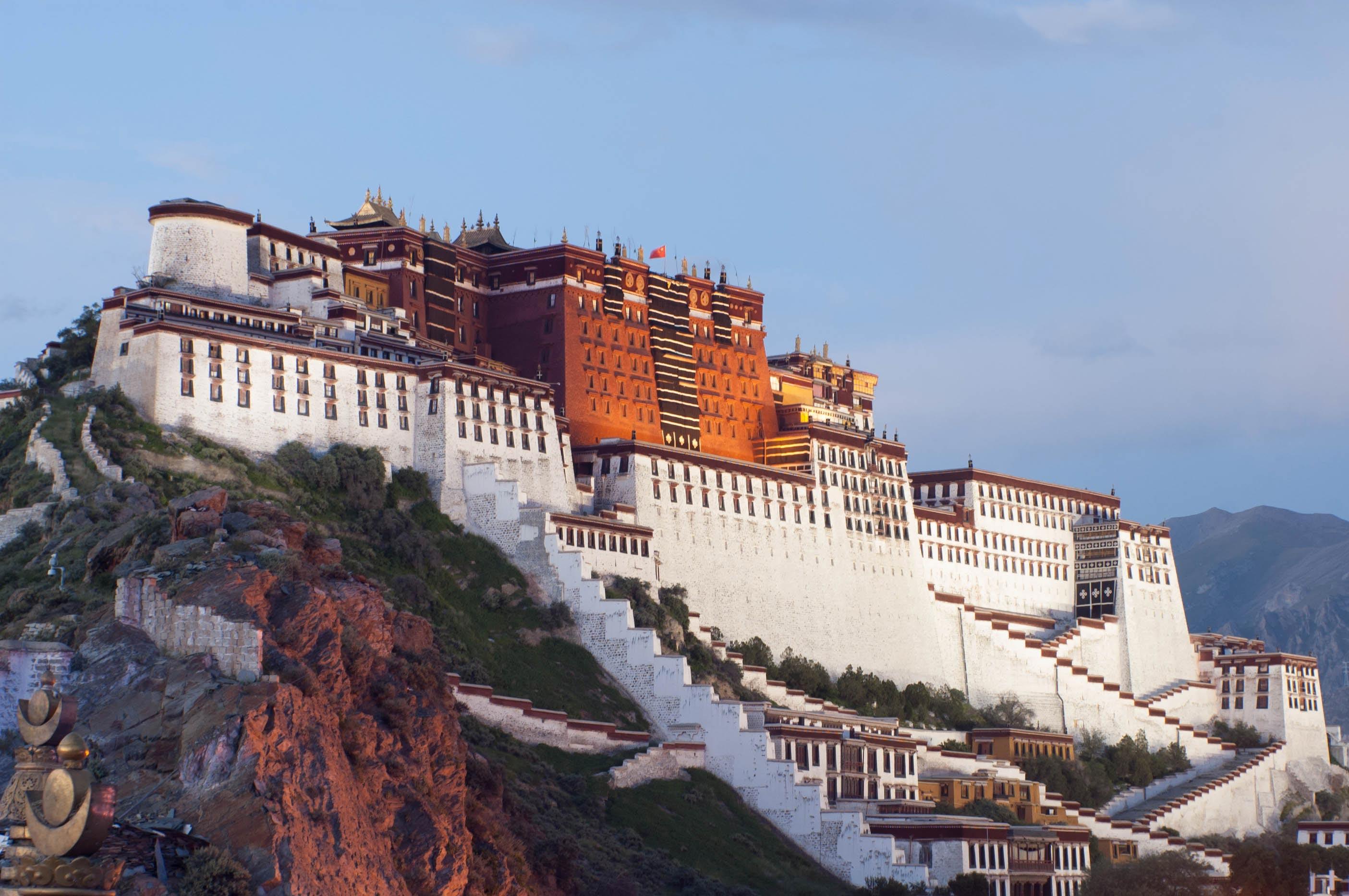 Potala - Palace - Tibet