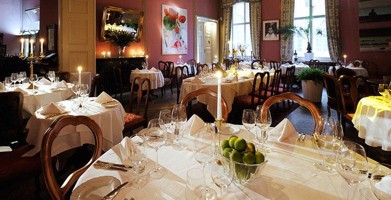 Intérieur Restaurant à Prague