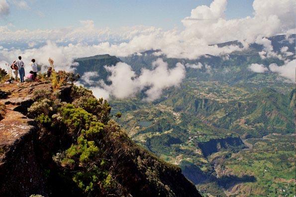 Roche Ecrite - Réunion