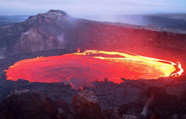 volcan Kilaue - Hawaï
