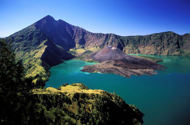 Volcan de Lombok