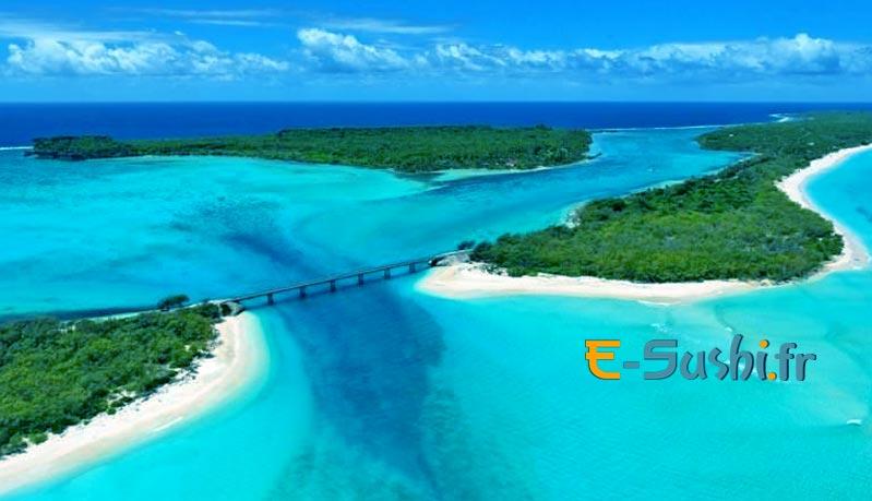 Photo de voyage en Nouvelle Calédonie