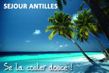 Voyage aux Antilles