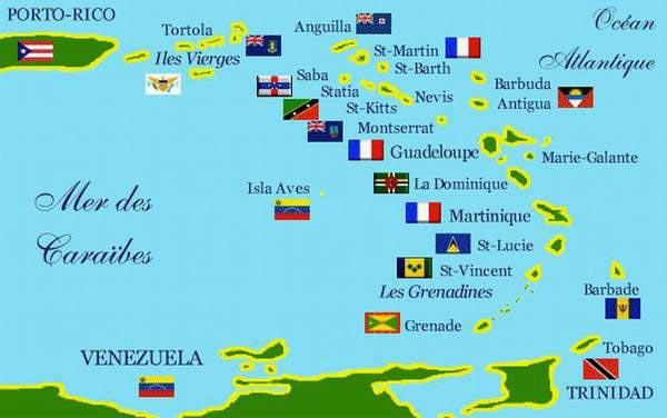 Antilles   Photos de Voyages » Vacances   Arts  Guides Voyages