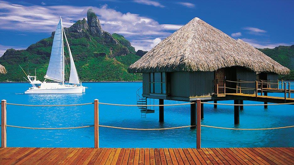 Bora-Bora - Tahiti Tourisme