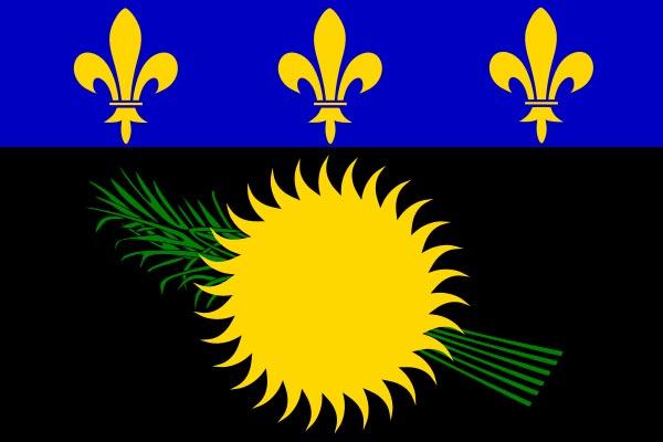 Drapeau de Guadeloupe