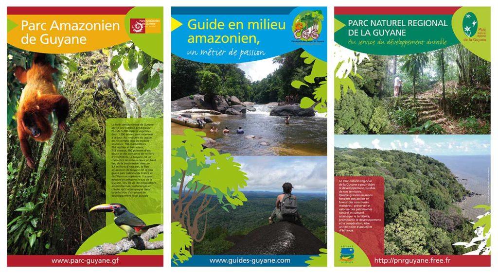 Guyane touristique