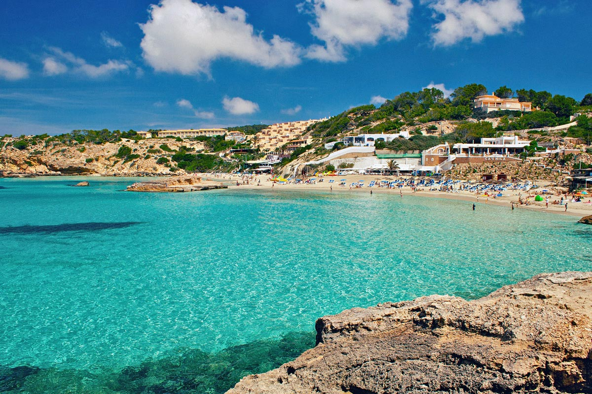Ibiza plage et vacances