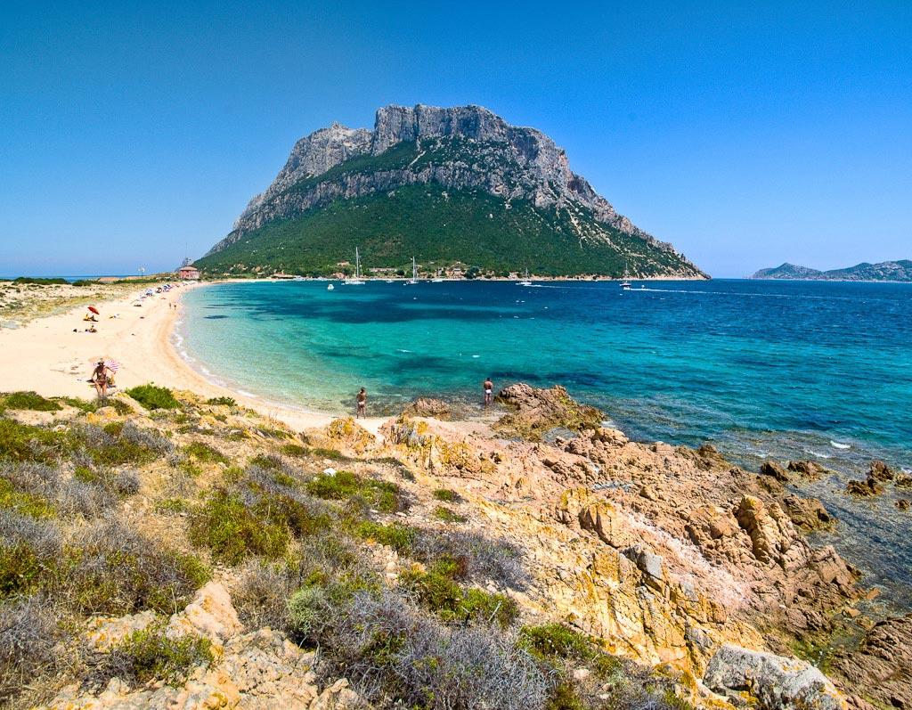 Italie - Sardaigne Isola Tavolara