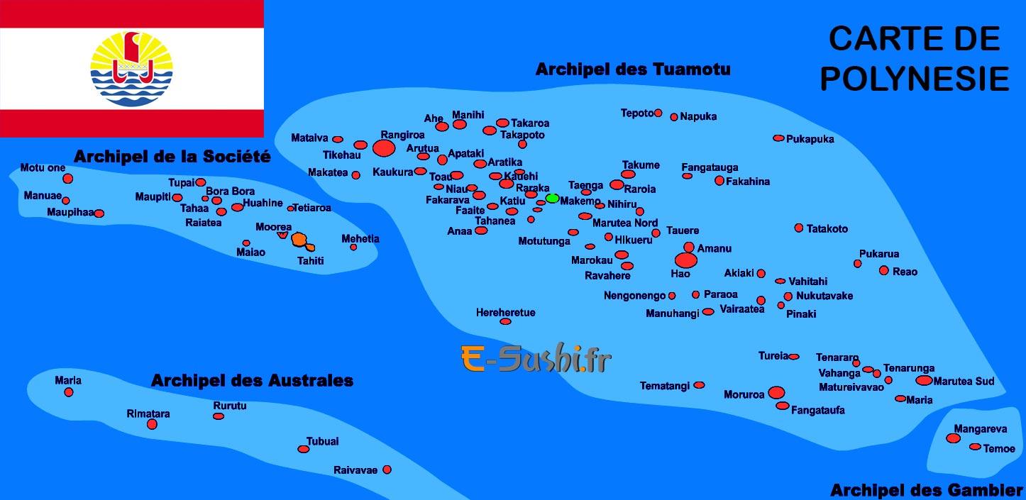 archipel-polynesien - Photo