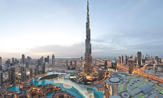 Dubai Tourisme - United Arab Emirates