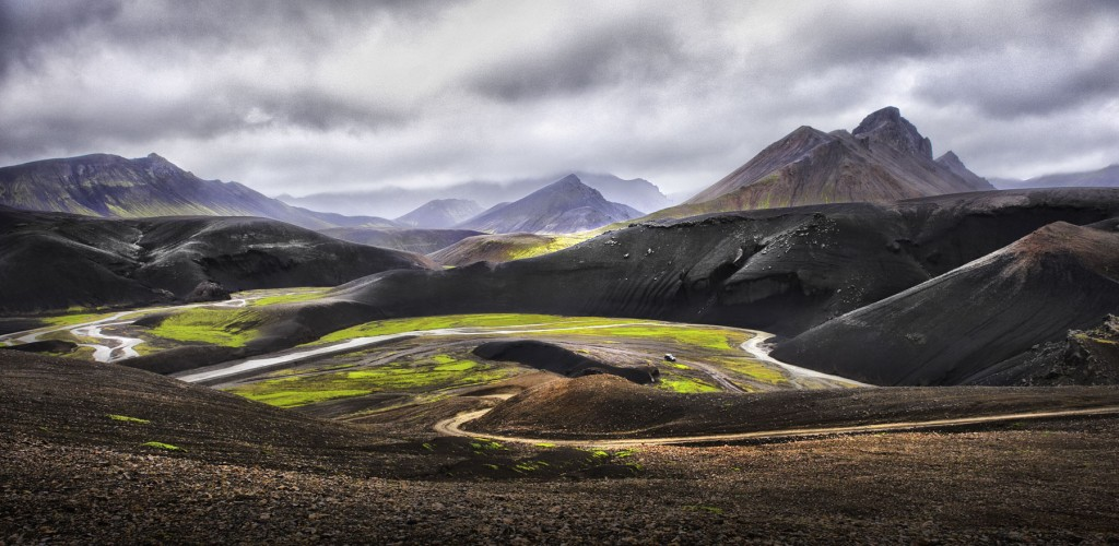 Islande - Photo panoramique