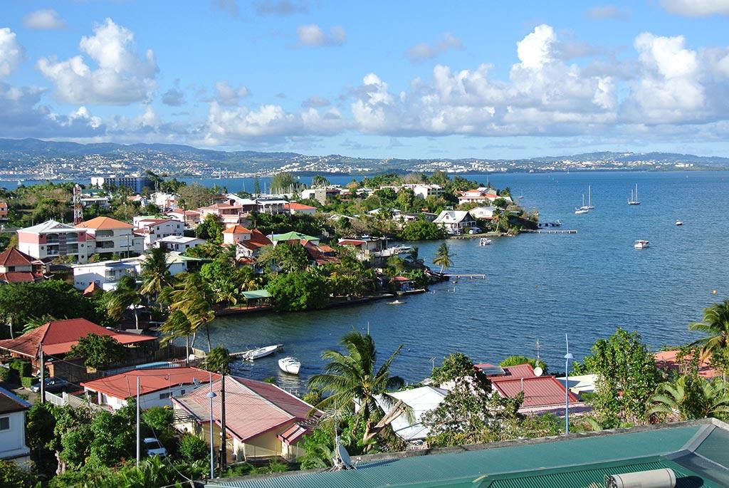 Les trois ilets – la Martinique