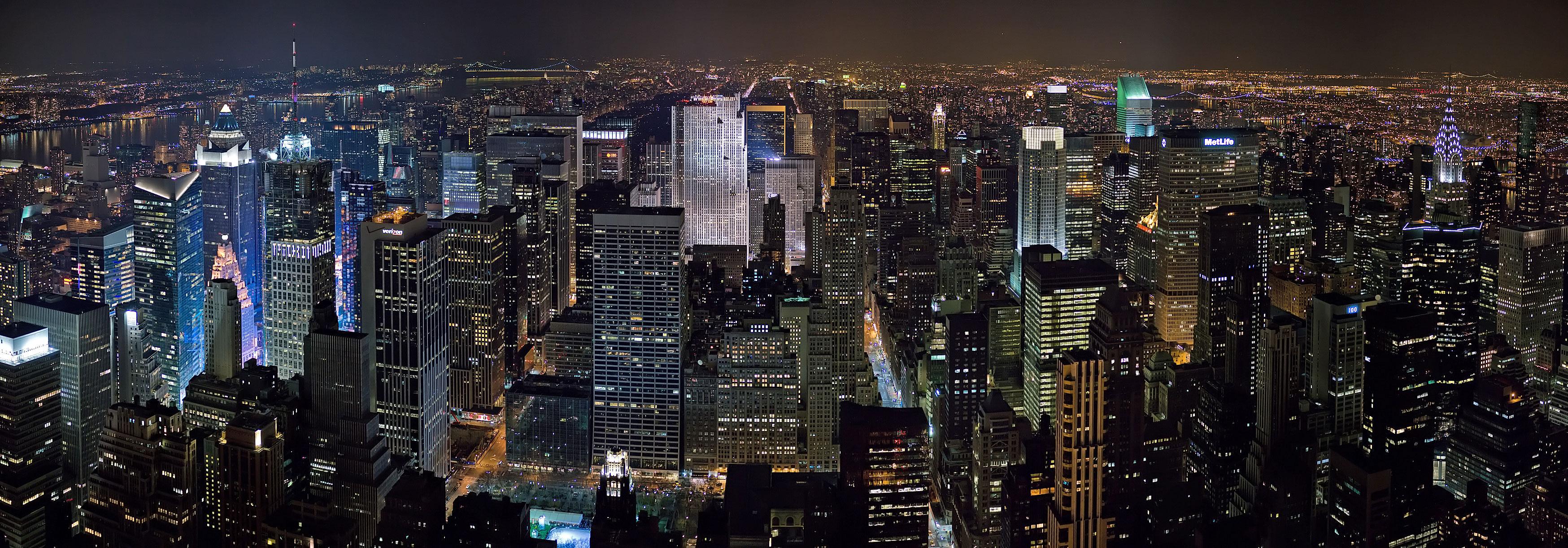 Photo de New York de Nuit