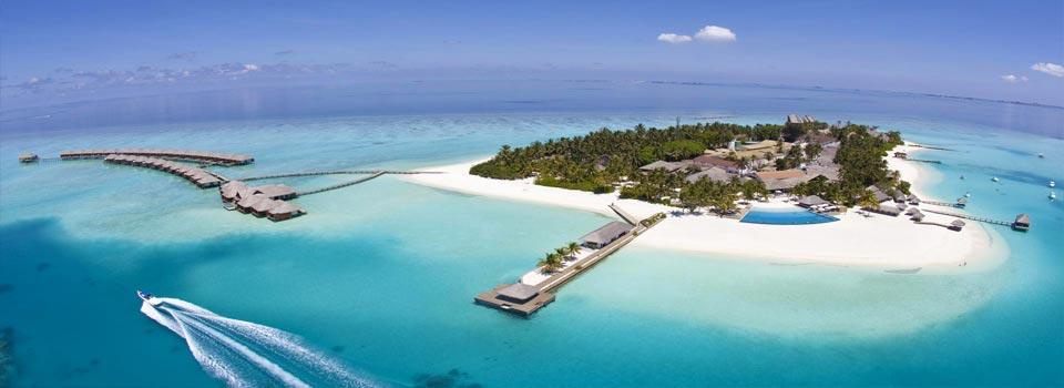 Seychelles vue du ciel