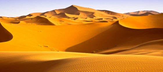 Sahara - Photo Dune