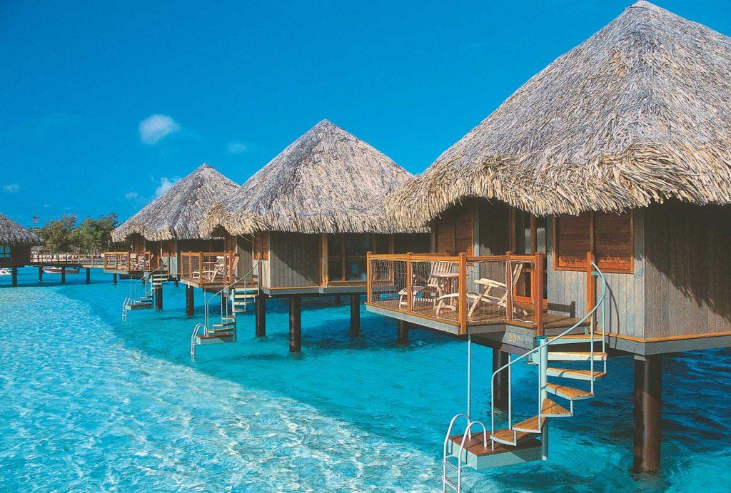 Un Hotel à tahiti
