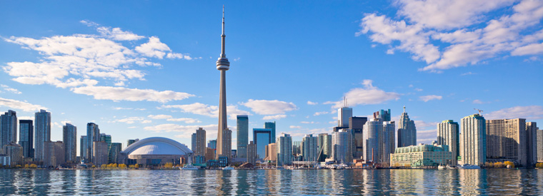 Photo de la ville de Toronto au Canada
