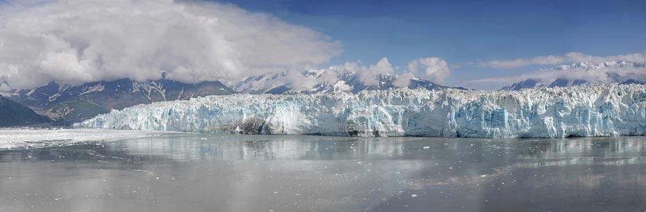 Alaska Voyage - Glacier Hubbard