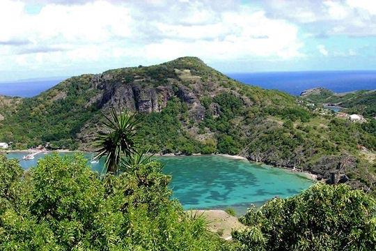 Les Saintes - îles sauvages