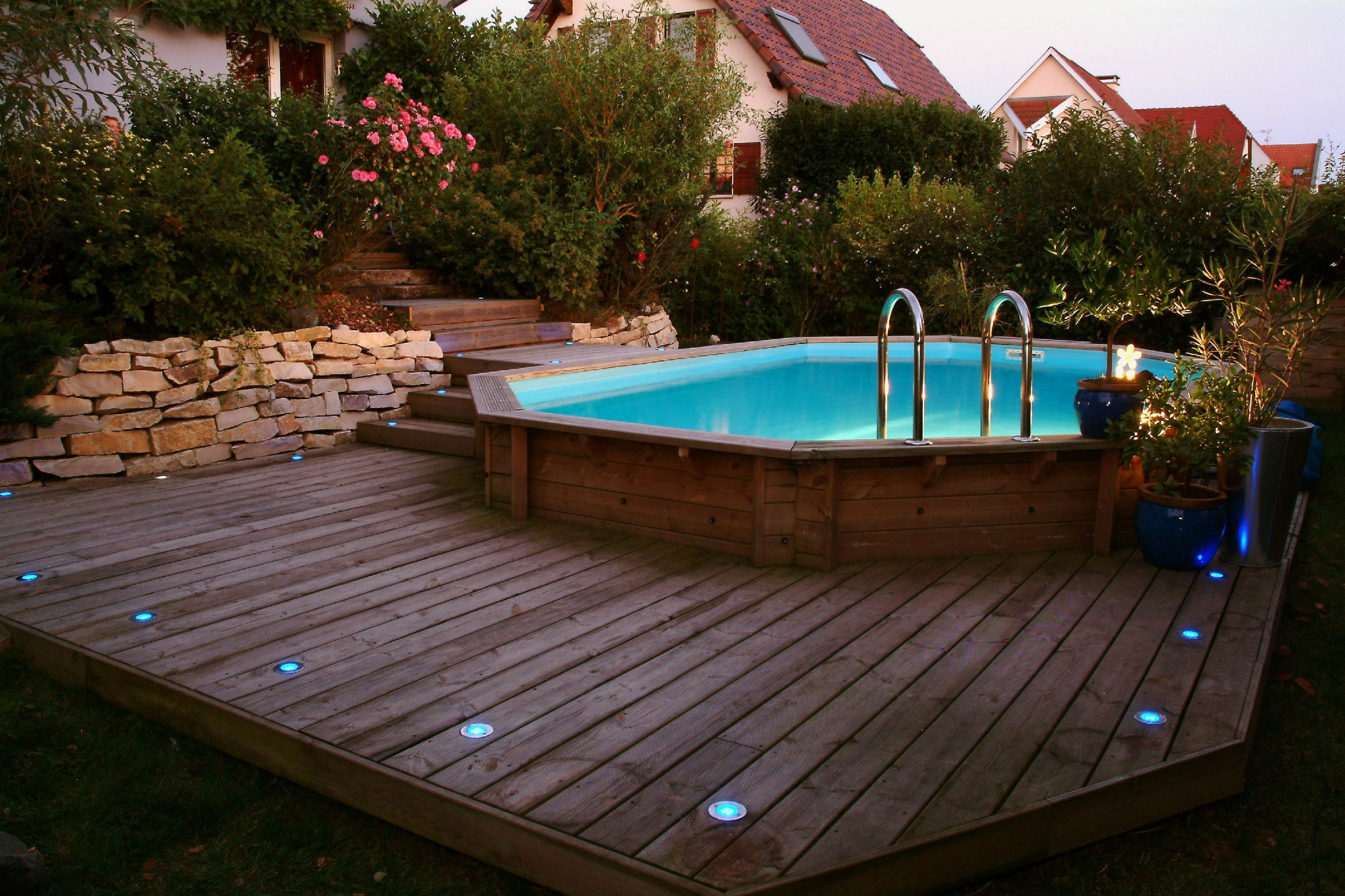Piscine rectangulaire hors sol - Piscine rectangulaire hors sol intex ...