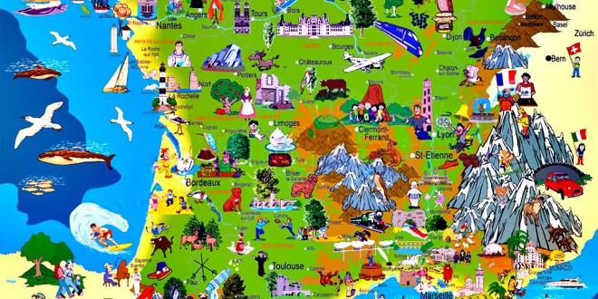 Infos sur paysages de montagne arts et voyages for Site touristique france