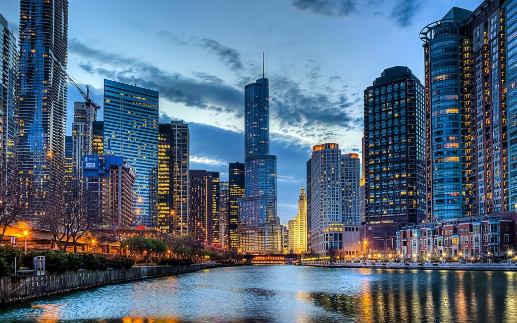 Chicago - Architecture